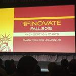 フィンテックイベントFinovateFall 2015に見るサービス開発の動向