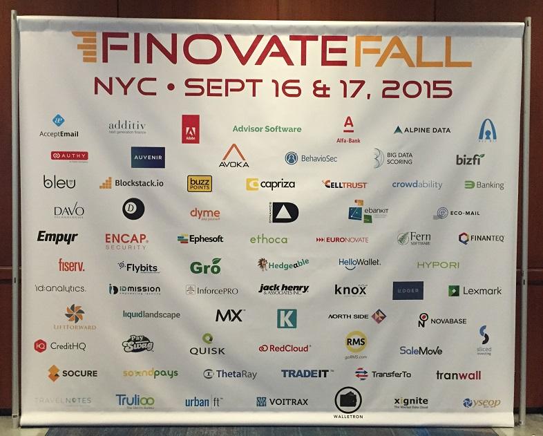 FinovateFall 2015